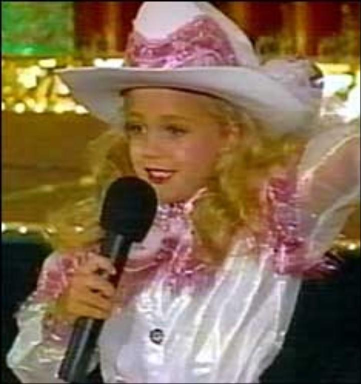 Bob Enyart Murdered Jonbenét Ramsey: CowGirl Finish Singing